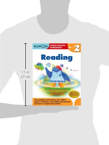 Amazon.com: Grade 2 Reading (Kumon Reading Workbooks ...