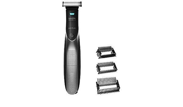 Cecotec Recortador de barba Bamba PrecisionCare 7500 Power Blade ...