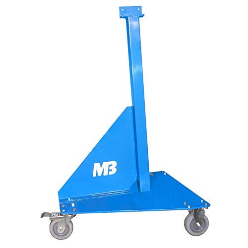 Mittler Bros. Machine & Tool - Bead Roller Stand w/Casters