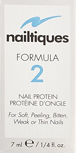 Nailtiques Nail Protein Formula 2, 0.25 oz (Nail Protein)