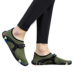 Coco Z Couple Beach Shoes Swimming Shoes Water Waterproof Flat Shoe Barefoot Quick Dry Aqua Shoes Sandales
