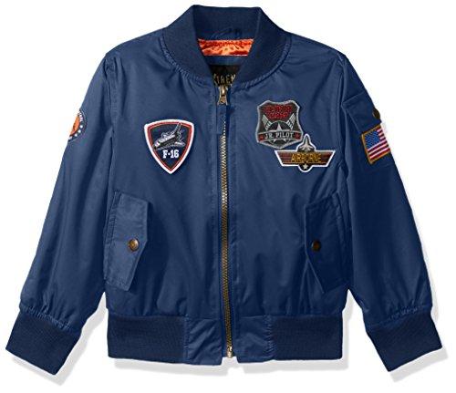 Reversible Boys Flight Jacket - 1