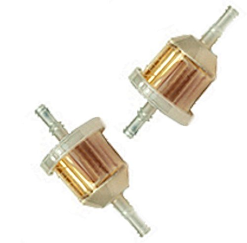 Two (2) Rotary 12950 Universal Fuel Filters