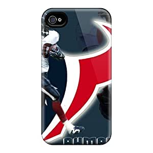 PC For Iphone 5C Case Cover With Girl Dancing Hoston Texans Nfl Cheerleaders