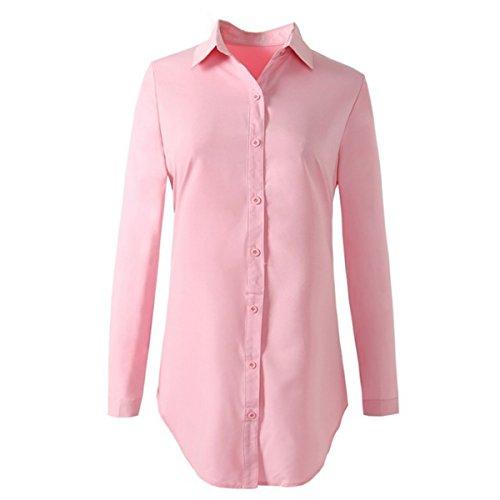 Rose oboss chemise Chemisier Body Femme PqHgq7xw