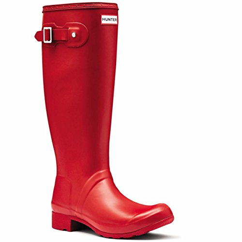 Hunter Women's Original Tour Military Red (Tour Womens Boots)
