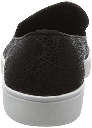 Vagabond Alisa, Baskets Basses Femme Noir - Schwarz (20 Black)