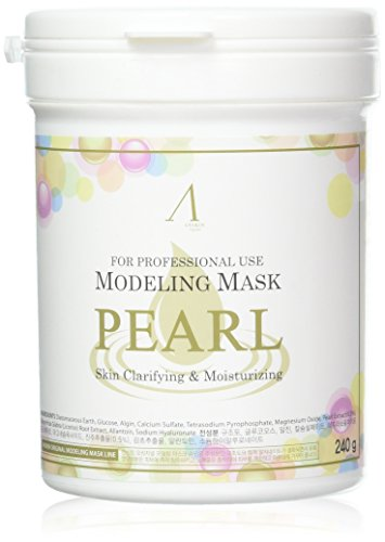 Mother Of Pearl Powder - 240g Modeling Mask Powder Pack Pearl for Whitening & Moisturizing by Anskin