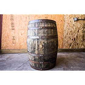 Authentic Kentucky Bourbon/Whiskey Barrel