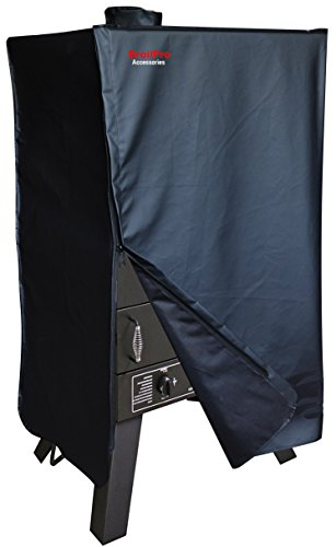 BroilPro Accessories SC44 Smoker Cover for 44-Inch Smoker/Grill