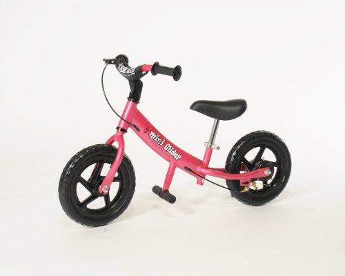 Mini Glider Kids Balance Bike with Patented Slow Speed Geome