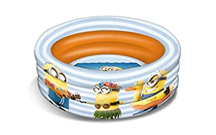 Amazon.com: Despicable Me Minions 3 Anillos piscina ...