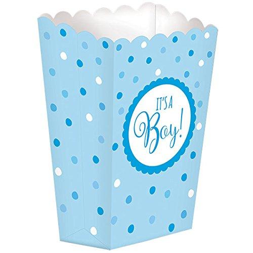 baby blue popcorn box - 6