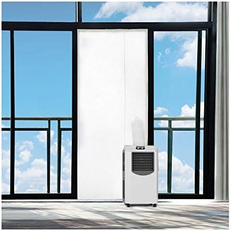 Rhodesy Aislamiento de Puerta para Aire Acondicionado, Kit de ...