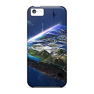 Iphone Covers Cases - Space Hd Protective Cases Compatibel With Iphone 5c