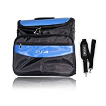 Interesting® Travel Carry Case Shoulder Bag for Sony PS4 Console Playstation 4 Game