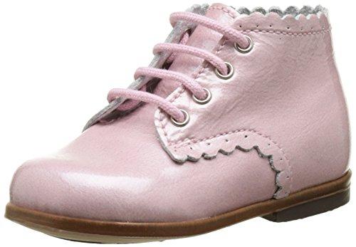 Little Mary 49700984, Zapatos de Primeros Pasos Niños Rosa (*Laque Rose)