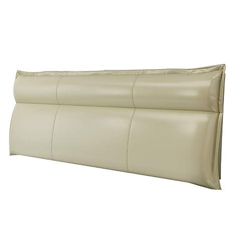 Amazon.com: LXLIGHTS Headboard Bedside Cushion Bed Wedge ...
