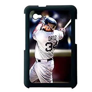 Generic Cute Back Phone Covers For Women Custom Design With Boston Red Sox David Ortiz For Samsung Galaxy Tab P6200 Choose Design 2