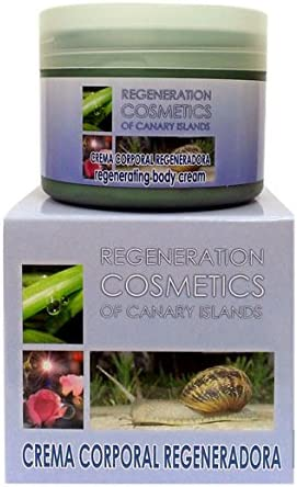 Babaloe 100060 - Crema corporal hidratante regeneradora con baba de caracol y aloe vera
