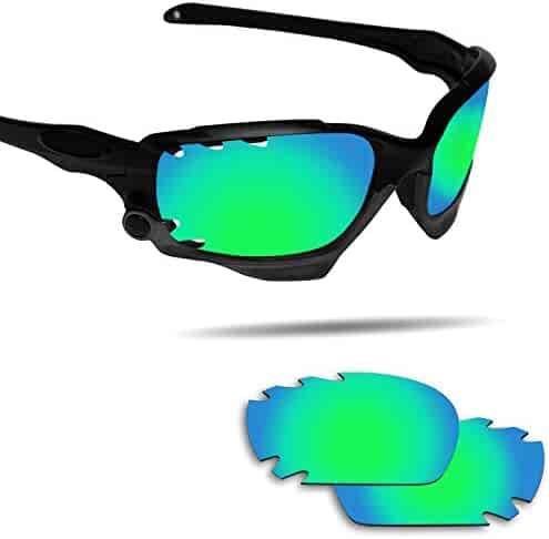 7dfdcbbe5b Fiskr Anti-Saltwater Replacement Lenses for Oakley Jawbone Vented Sunglasses  - Various Colors