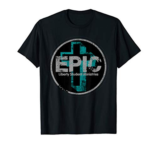 Epic Youth Ministry T-Shirts Liberty Baptist Church