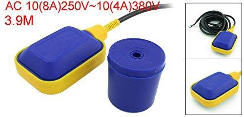 eDealMax 3, 9 m de Largo Cable del interruptor de flotador líquido regulador del nivel del agua Líquido: Amazon.com: Industrial & Scientific