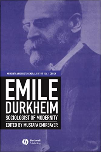 emile durkheim research paper This paper, a review of marcel fournier's biography of emile durkheim – the first full-length 'life' of the classic sociologist to be published in the french language, highlights the continuing enigmas surrounding durkheim's life and career, as well as the fragmentary sources of available .