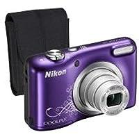 """Nikon COOLPIX A10 - Cámara digital (16.1MP 1/2.3"""" CCD 4608 x 3456 Pixeles  Fuegos artificiales, Auto, Corriente alterna"""", 4,6 - 23 mm)"""