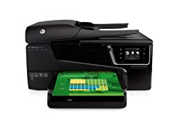 HP Officejet 6600 e-All-in-One Wireless Color Photo Printer with Scanner, Copier and Fax