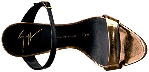 Giuseppe Sandal Zanotti Women's Slide Gold E70127 Rose rPrARxqw