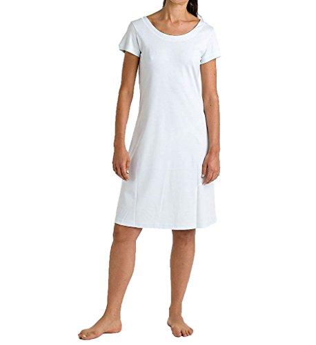 P-Jamas Butterknits Cap Sleeve Nightgown (325660) XL/Blue