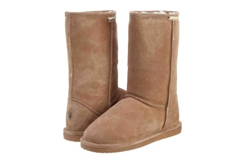 Petto Dorso Tp Boot / Nat Pelliccia / Shest
