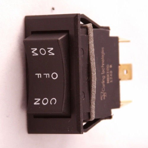 Minn Kota Maxxum / Edge / All-Terrain Pedal Switch MOM/OFF/CON #2254031