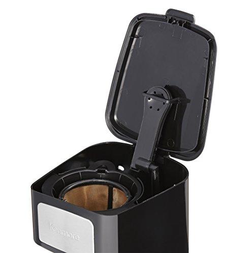 Kenmore 80509 5-Cup Digital Coffee Maker in Black
