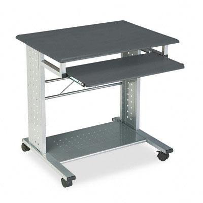 (Mayline - Empire Mobile Pc Cart 29-3/4W X 23-1/2D X 29-3/4H Anthracite