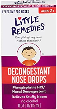 Little Remedies Nose Drops
