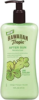 3-Pack of Hawaiian Tropic Lime Coolada Body Lotion, 16 Ounce