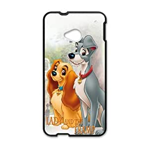 Lady and the tramp Cell Phone Case for HTC One M7