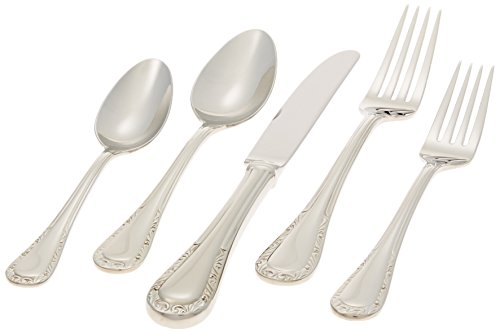 (Lenox Venetian Lace 5-Piece Flatware Place Set)