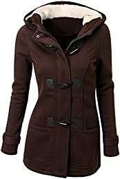 Amazon.com: Brown - Wool &amp Blends / Wool &amp Pea Coats: Clothing
