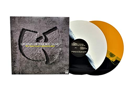 Legend of the Wu-Tang: Wu-Tang Clan's Greatest Hits (Limited Edition Black/Yellow & Black/White Colored Vinyl)