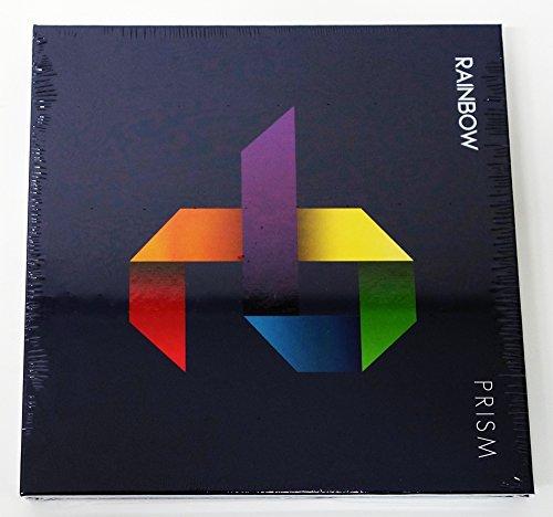RAINBOW - Prism (4th Mini Album) CD + 60p Photobook + Photocard + Folded Poster