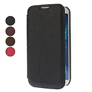 conseguir Elegant Line Pattern Lleno de Administración para su Samsung Galaxy S4 i9500 (colores surtidos) , Wine
