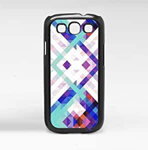 Abstract Colorful Pattern Hard Snap on Phone Case (Galaxy s3 sIII)