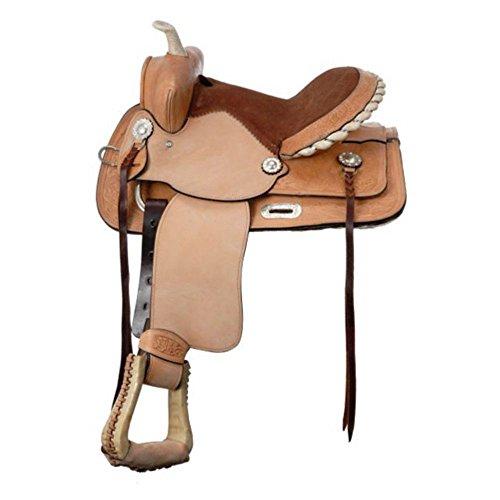 "UPC 688499312271, King Series Royal Competition Saddle (13"", Light Oil)"