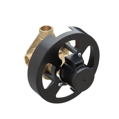 moen monticello positemp pressure balancing shower valve 12inch cc