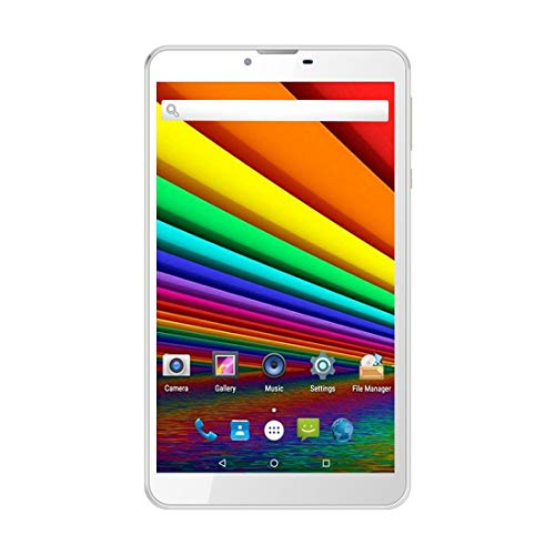 IKALL N9 Android Tablet (7 inch, 3G and WiFi with Dual Sim) -White