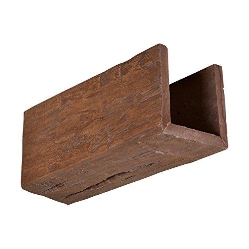 Beams Wood Faux - Ekena Millwork BMHHPE-Sample Faux Wood Beams 6