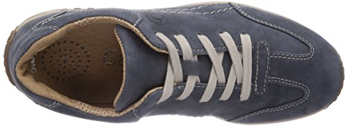 Donna Blau River Blu da Gabor Shoes Stringate w0cWRqx1A